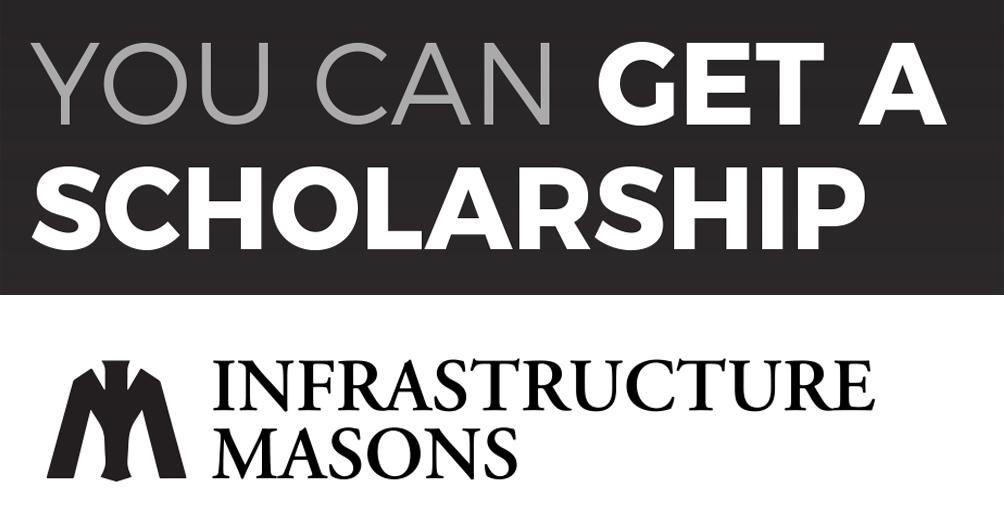 IMASONS scholarship!